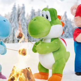 Build-A-Bear introduces new Mario stuffed toys