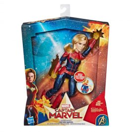 Hasbro unveils Captain Marvel's toy line
