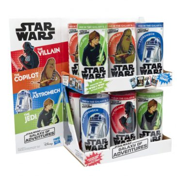 Hasbro introduces new smaller Star Wars Galaxy of Adventures action figures