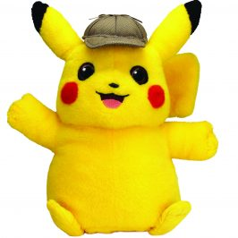 Detective Pikachu gets a new line of toys including a talking plush