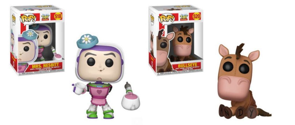 Funko unveils a whole plethora of Toy Story POP figures and keychains