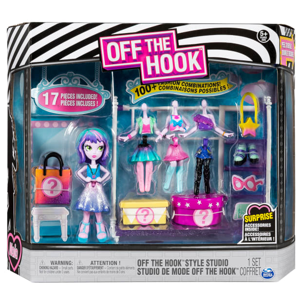 Spin Master launches the new Off the Hook doll line