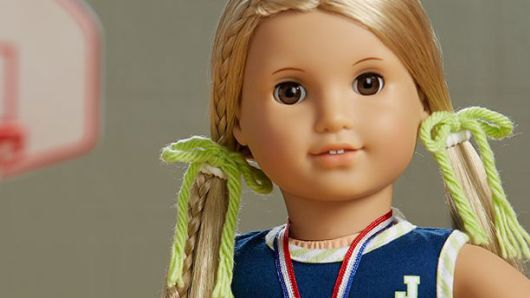 Mattel will make a movie about American Girl, too