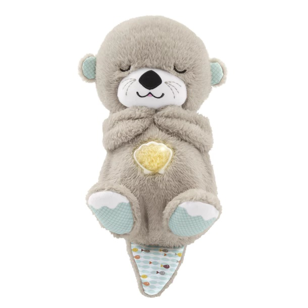 Fisher-Price introduces the new cuddly Soothe 'N Snuggle Otter