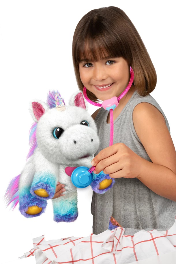 Moose Toys teaches kids the importance of health with its new Unicorn Vet toy