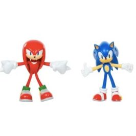 Sonic the Hedgehog comes back with new toys