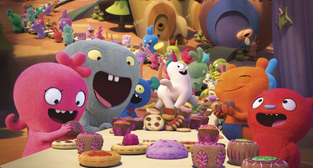 UglyDolls wants even more plush toys ahead of their movie