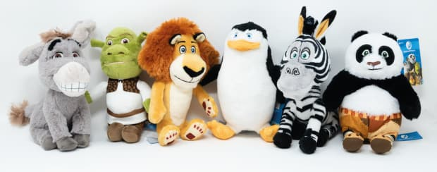 Universal launches big plans to expand into plush toys