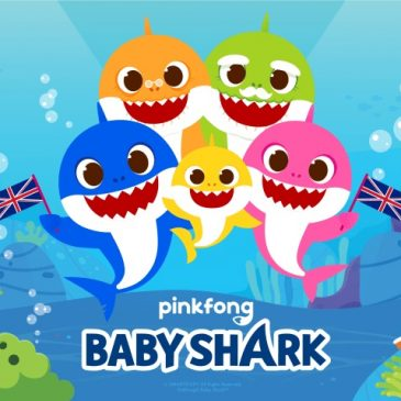 Baby Shark speeds up the introduction of new toys