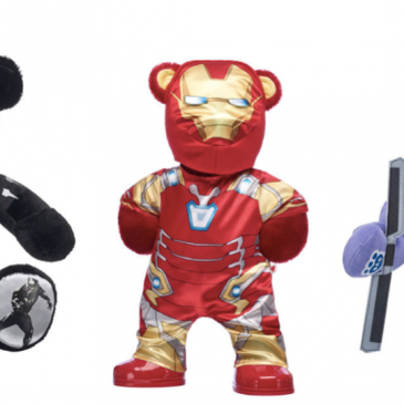 The Avengers: Endgame Build-A-Bear sets are quite special