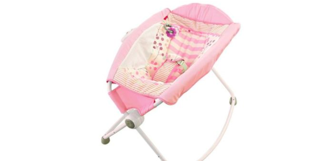 Fisher-Price recalls millions of its Rock 'n Play Sleepers