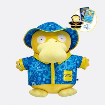 Build-A-Bear releases Psyduck to mark the release of Detective Pikachu