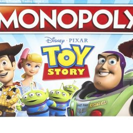There's now a Toy Story Monopoly which sounds epic fun