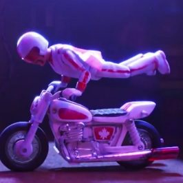 Disney reveals Keanu Reeves' new Duke Caboom character in Toy Story 4
