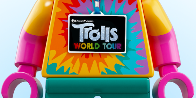 A slew of toy companies will make toys for DreamWorks' Trolls World Tour