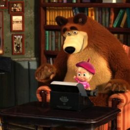 Masha and the Bear expand into the US via Amazon