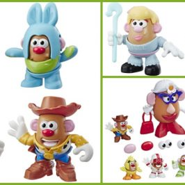 Mr. Potato Head returns with a slew of new toys from Hasbro