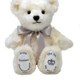 A special edition Royal Baby Teddy Bear becomes a sales hit