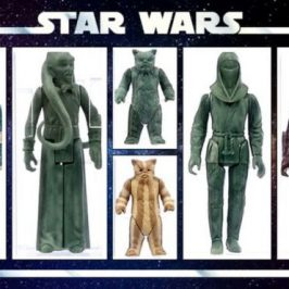 Prototypes of classic Star Wars toys sell at auction for $47 000