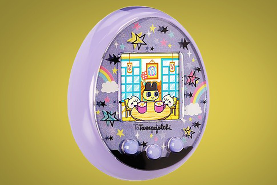 The Tamagotchi comes back again with a new twist