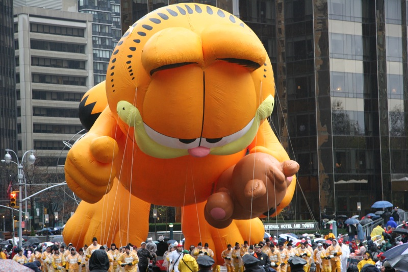 Garfield turns 41 years old