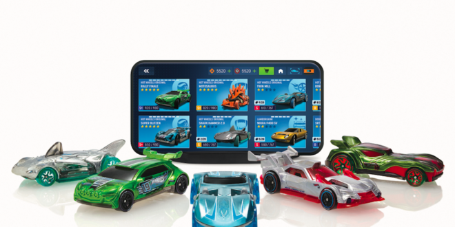 Mattel hopes its new Hot Wheels Infinite Loop mobile game will draw older fans back