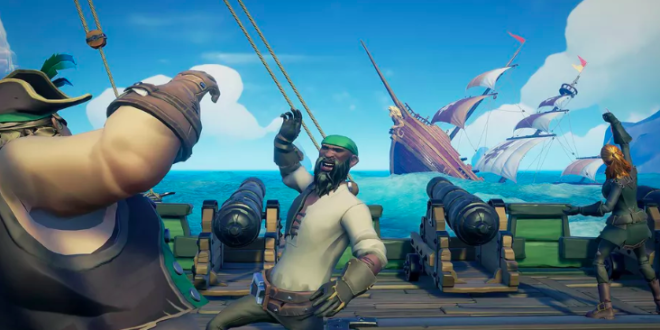 Hit video game Sea of Thieves gets its own tabletop game