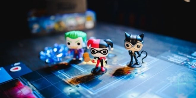 Funko introduced its first board game during San Diego Comic-Con