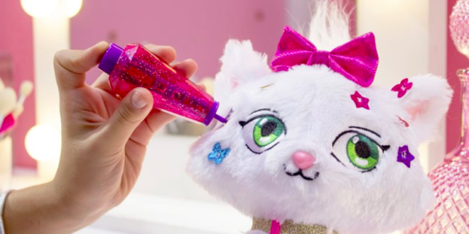 KD Toys introduces new collectible plush line Shimmer Stars