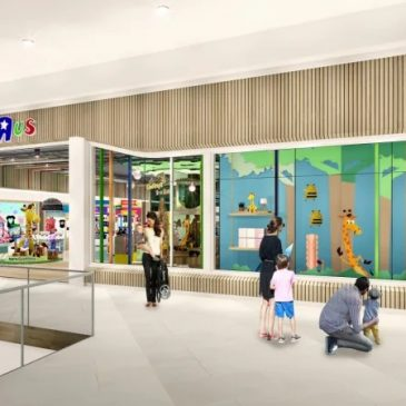 Toys R Us reopens first stores this week