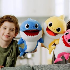 WowWee introduces a new Pinkfong Baby Shark collection of stuffies