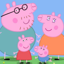 Hasbro buys Peppa Pig for $4 billion