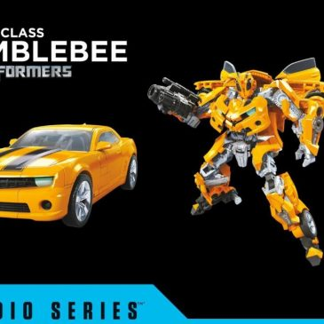 Hasbro introduced the impressive new Transformer action figures