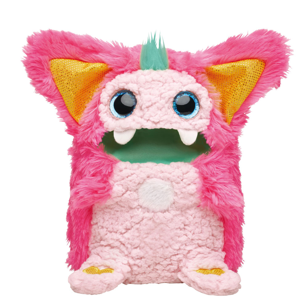TOMY introduces the unique evolving Rizmo plush toys