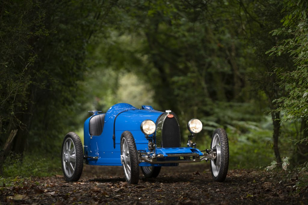 Don't have $2 million for a Bugatti? You can now get a Bugatti electric toy car for just $33000