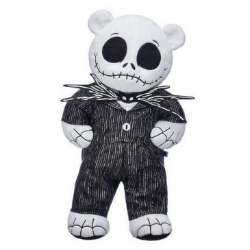 "Build-A-Bear adds some scary ""The Nightmare Before Christmas"" stuffed animals"