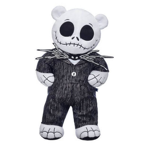 Build A Bear Christmas 2019.Build A Bear Adds Some Scary The Nightmare Before Christmas