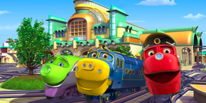 Chuggington is coming back next year with a big relaunch