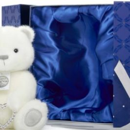 Posh Paws will make high end plush toys with Swarovski