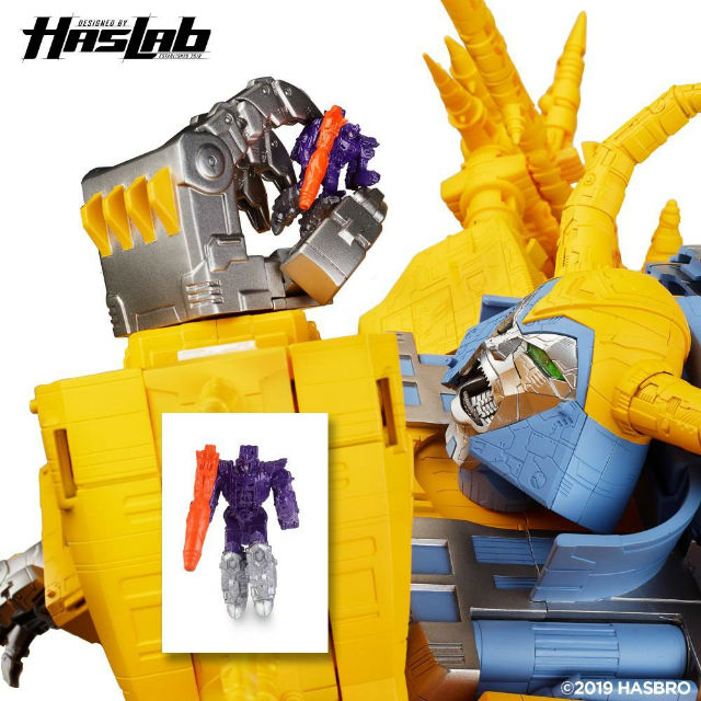 Hasbro extends the funding deadline for the huge Transformers Unicorn