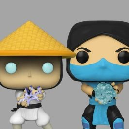 Funko introduces new Mortal Kombat Pop vinyl figures