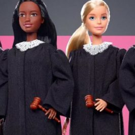 Barbie Judge is Mattel's new 2019 Career of the Year doll