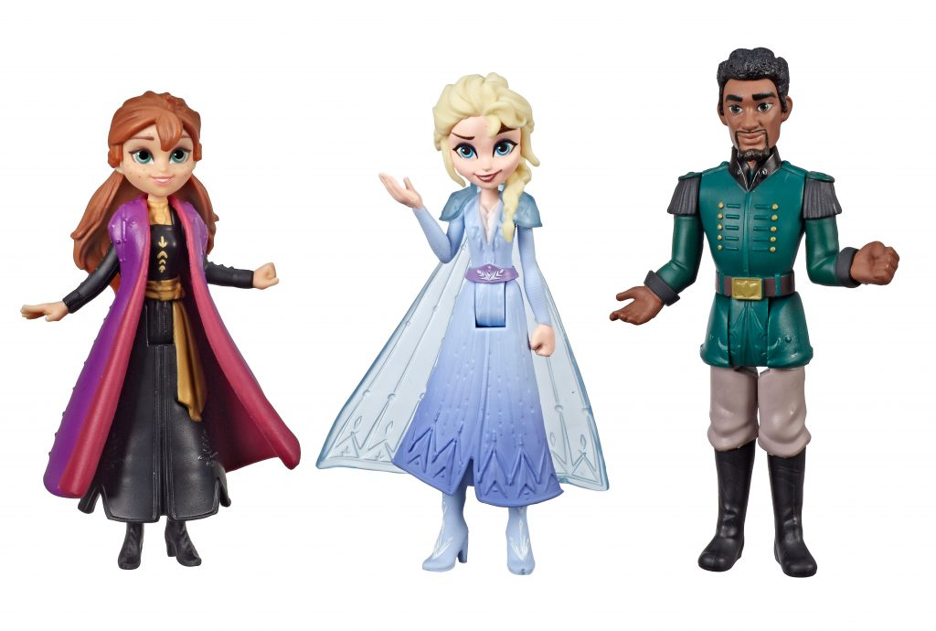 Frozen 2 action figures