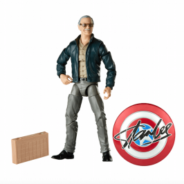 Hasbro introduces a special Marvel Legends action figure of Stan Lee