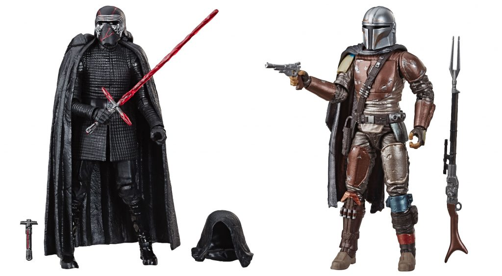 Disney releases Star Wars and Frozen 2 toys at the same time