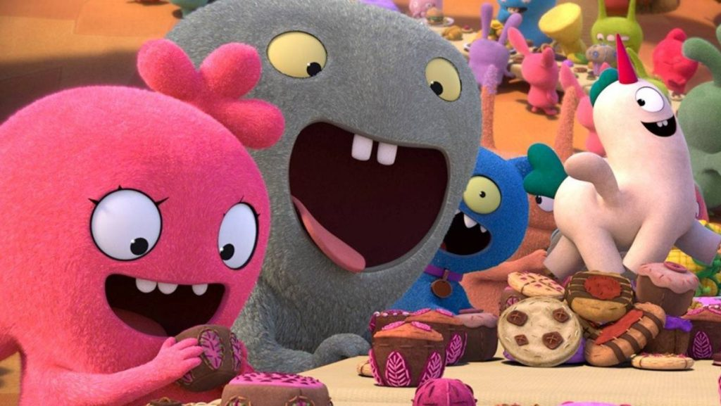 Ugly Dolls gets its own animated movie
