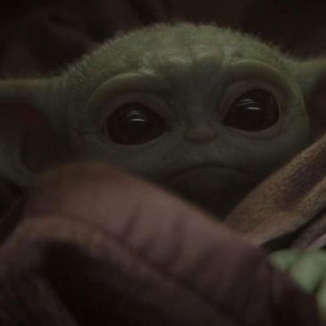 Baby Yoda is coming with a toy line from Hasbro