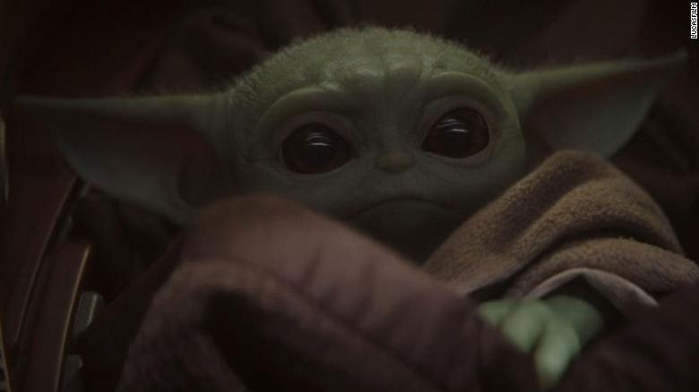 Baby Yoda becomes even more popular amid the global lockdowns