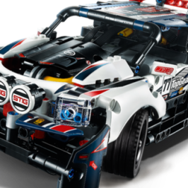 LEGO and Top Gear unveil the App Controlled Rally Car