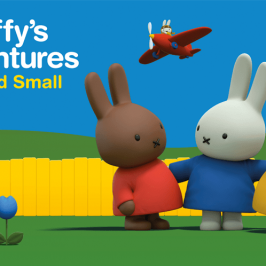 Douglas Co. will make Miffy plush toys for the US and Canada
